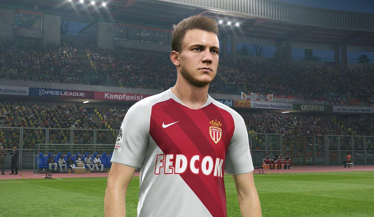 PTE Patch 2019 для Pro Evolution Soccer 2019