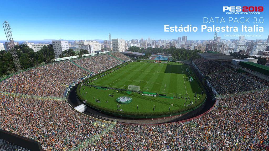 Стадион Estadio Palestra Italia