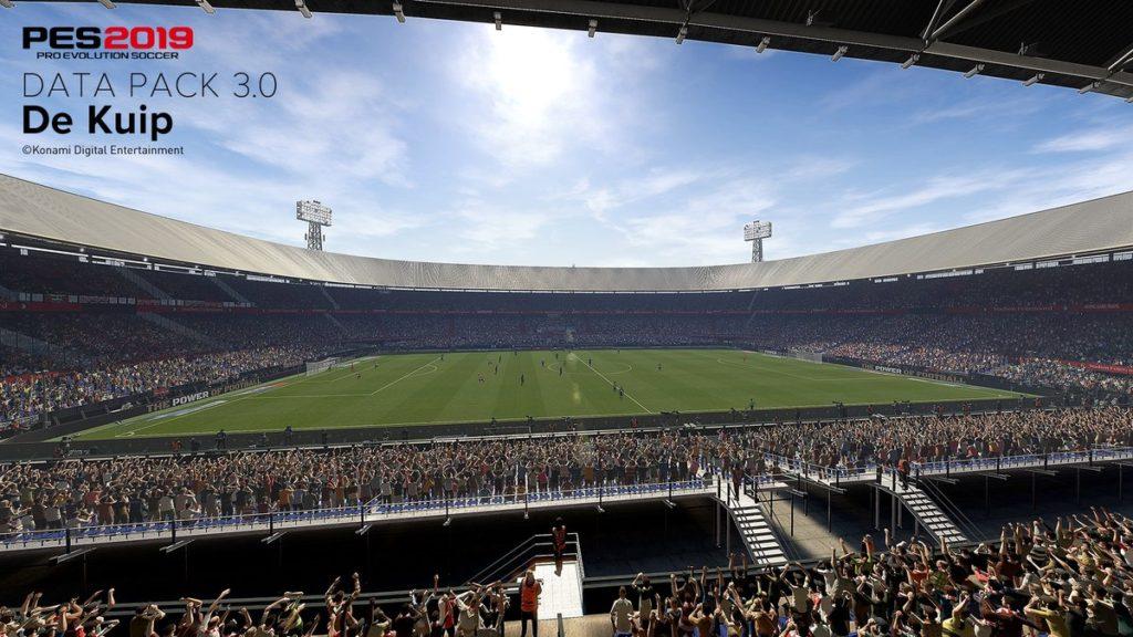 Стадион Feyenoord's De Kuip