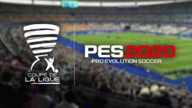 Кубок Франции в PES 2020