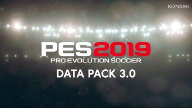 DLC 3.0 для PES 2019