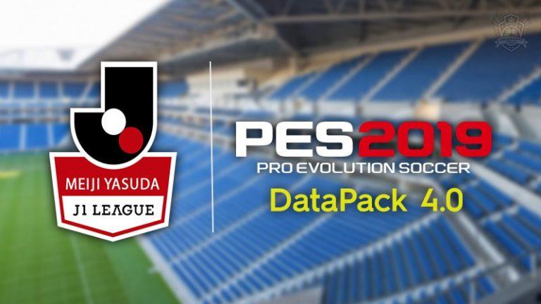 J-League появится в полноценной версии игры Pro Evolution Soccer 2019