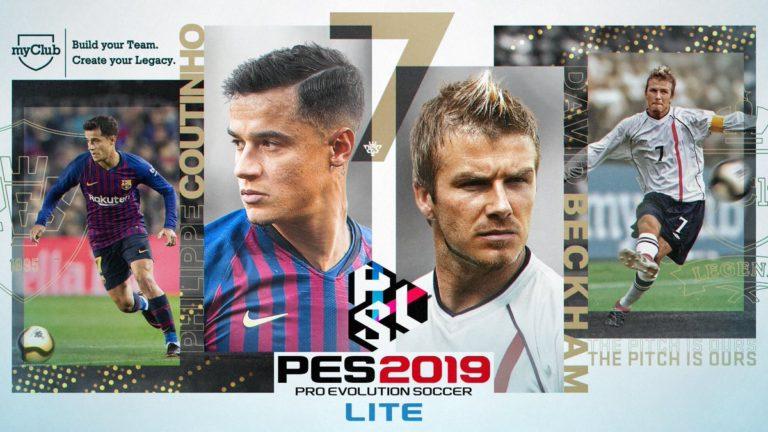 Бесплатная версия PES 2019