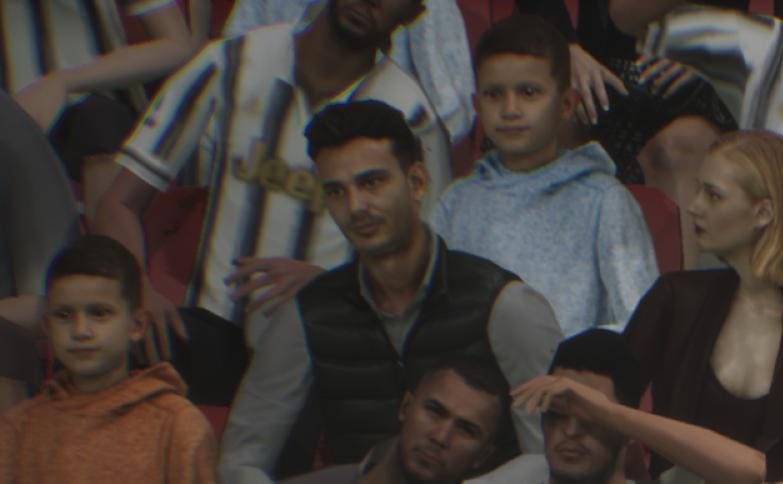Зрители в PES 2022